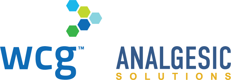 WCG Analgesic Solutions Logo